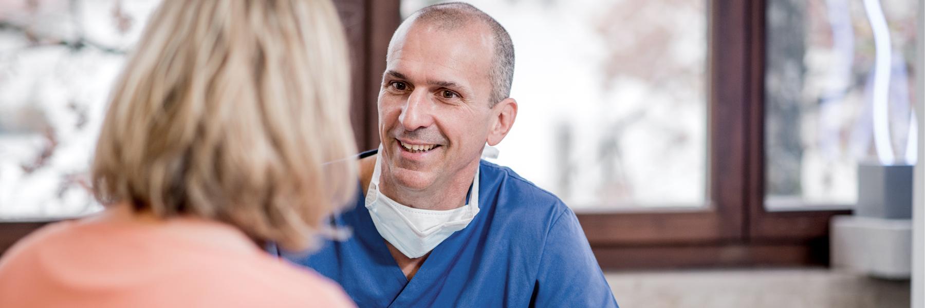 Dr. Frank Häfner – Ihr ganz persönlicher Zahnarzt